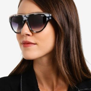 Quay Australia Flight Risk sunglasses with…